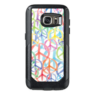 Peace Signs Symbols OtterBox Samsung Galaxy S7 Case