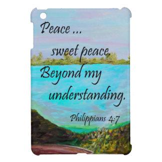 Peace Sweet Peace iPad Mini Case