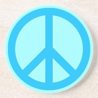 Peace Symbol Coaster