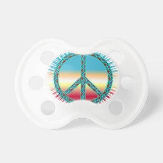 Peace Symbol southwest art Dummy