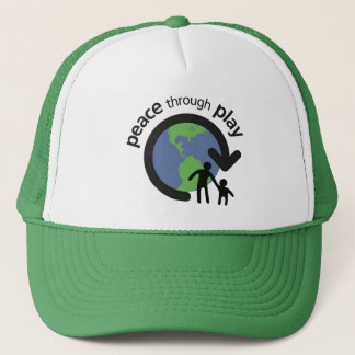 Peace through Play Hat