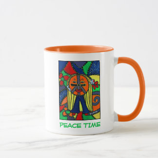 Peace Time  - Time Pieces Mug