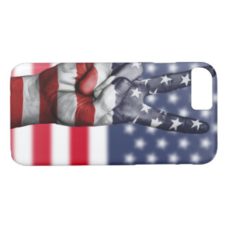 PEACE TO AMERICA iPhone 8/7 CASE