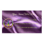 Peace Treasure Double-Sided Standard Business Cards (Pack Of 100)
