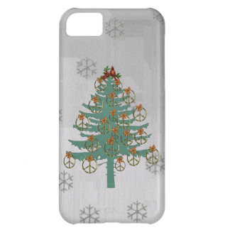 Peace Tree Cover For iPhone 5C