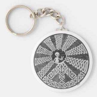 Peace under the sun - Keychain