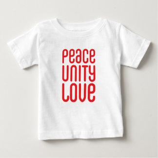 PEACE UNITY LOVE ♥ BABY T-Shirt