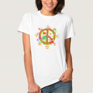 peace unity respect t shirt