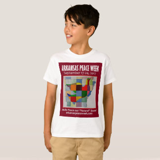 Peace Week Kid's Tee
