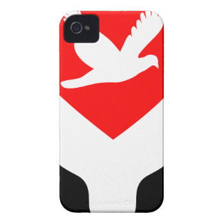 Peace With The Earth iPhone 4 Cases