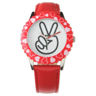 Peace Wristwatches