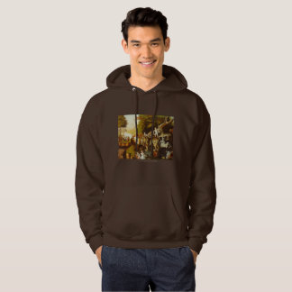 Peaceable Kingdom Hooded Sweatshirt