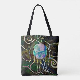 Peaceable Kingdom Tote Bag