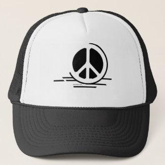 PEACEFEST 2010 TRUCKER HAT
