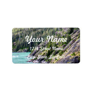 Peaceful Address Labels