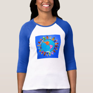 Peaceful Children T-Shirt