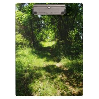 Peaceful Country Pathway Clipboard