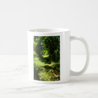 Peaceful Country Pathway Coffee Mug