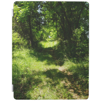 Peaceful Country Pathway iPad Cover