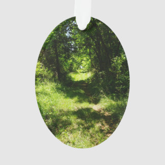 Peaceful Country Pathway Ornament