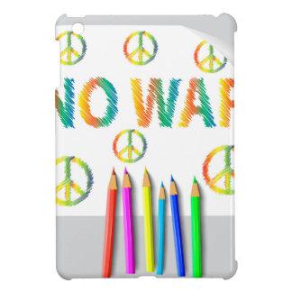 peaceful iPad mini cover