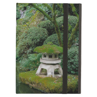 Peaceful Japanese Gardens iPad Air Cover