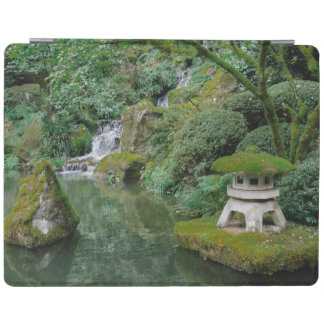 Peaceful Japanese Gardens iPad Cover