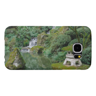 Peaceful Japanese Gardens Samsung Galaxy S6 Cases