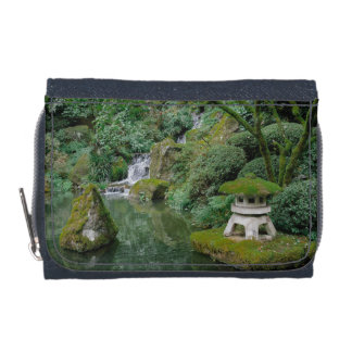 Peaceful Japanese Gardens Wallets