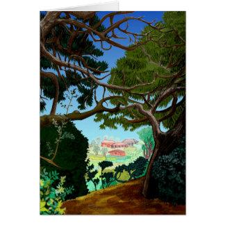 Peaceful Landscape Card