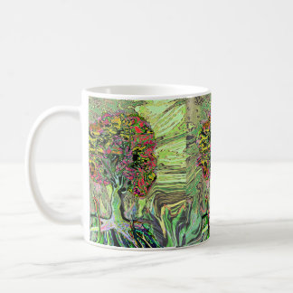 Peaceful Living Tree of Life Coffee Mug