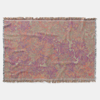 Peaceful Meadow Tapestry Throw Blanket