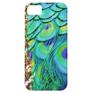 Peaceful Peafowl Flow iPhone 5 Cover