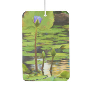 Peaceful Pond Water Lily Air Freshener