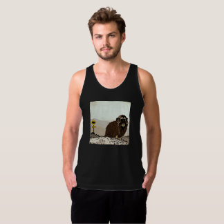 Peaceful Rejection Tank Top