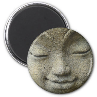 Peaceful Round Magnet