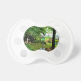 Peaceful Scenic Lakefront View Baby Pacifiers
