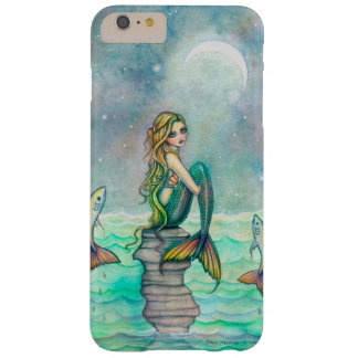Peaceful Sea Mermaid Fantasy Art Mermaids Barely There iPhone 6 Plus Case