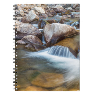 Peaceful Stream Spiral Notebook