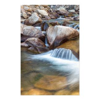 Peaceful Stream Stationery