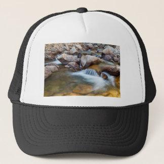 Peaceful Stream Trucker Hat