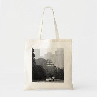 Peaceful Tokyo Tote Bag