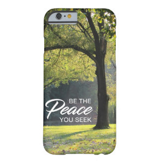 Peaceful Tree Barely There iPhone 6 Case