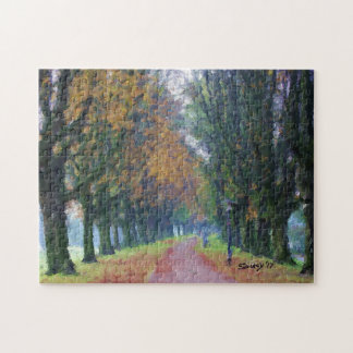 Peaceful Walk Jigsaw Puzzle