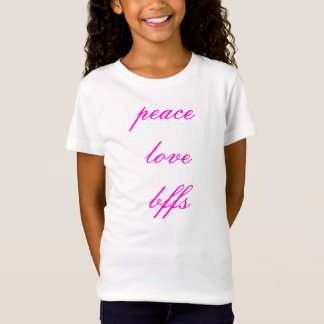 peacelovebffs T-Shirt