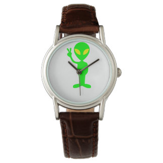 Peacenik Alien Watch