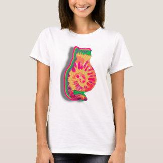 Peacful Cat T-Shirt