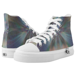 Peacful Convergence High Tops