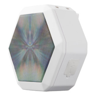 Peacful Convergence White Bluetooth Speaker