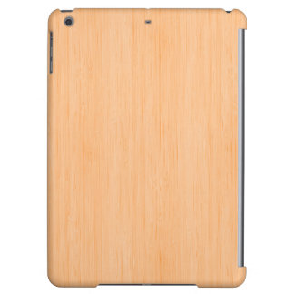 Peach Bamboo Wood Grain Look